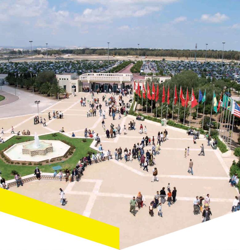 Foire Kram Société des foires internationale de Tunis